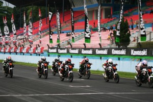 Balap Motor IRS Series-3, Day 1 @ Citeureup | West Java | Indonesia
