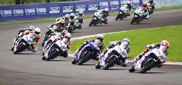 """Sirkuit Sentul – Perhelatan akbar Yamaha Asean Cup Race 2014 yang diadakan di Sirkuit Sentul, Minggu kemarin (7/12), berakhir. Tema yang diusung adalah """"Rock and Race Part II"""" dimana memadukan […]"""