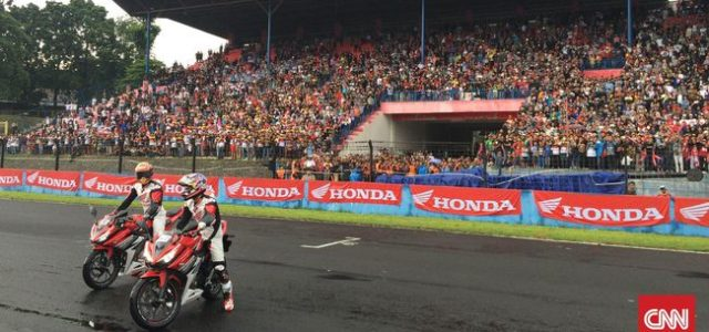 Sirkuit Sentul – General Manager Sirkuit Internasional Sentul, Lola Moenek, meminta agar pemerintah segera membuat keputusan terkait sirkuit yang akan diajukan untuk menjadi tuan rumah MotoGP di Indonesia Indonesia memiliki […]
