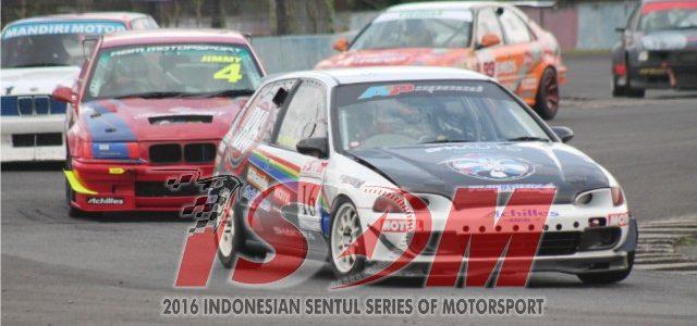 """Sirkuit Sentul – Minggu (25/09), Sirkuit Sentul kembali ajang kejuaraan balap mobil yang bertajuk """"Indonesian Sentul Series of Motorsport (ISSOM)"""". Memasuki seri kelima ini, para pembalap bersaing ketat dan menyajikan […]"""