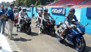 Balap Motor Yamaha Sunday Race Seri 1 | Day One @ Circuit Sentul | West Java | Indonesia